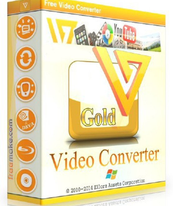 Freemake Video Converter Gold Crack Download