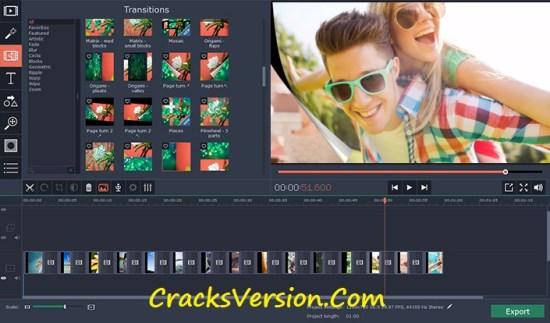 Movavi Video Editor 14 Full Version