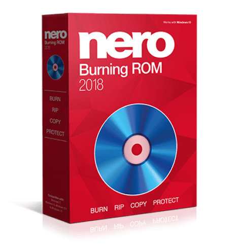 Nero Burning ROM 2018 Crack + Serial Key Full Download