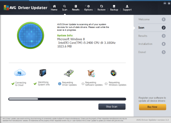 AVG Driver Updater Registration Key Plus Crack 2017
