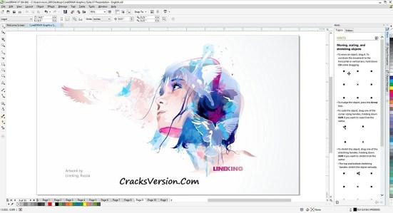 Corel Draw X7 Keygen Crack Full Version Free Download