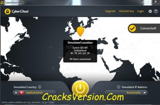 CyberGhost VPN Premium Crack Full Version Download