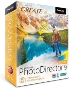 CyberLink PhotoDirector 9 Crack Full Version