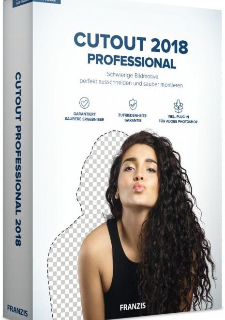 Franzis CutOut 2018 Professional 6.1.0.1 Full Version Download