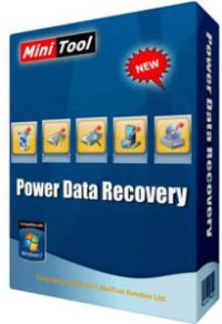 MiniTool Power Data Recovery 7.5 Crack + Serial Key 2018