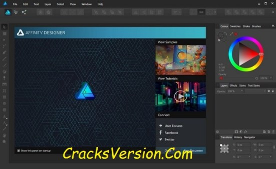 Serif Affinity Photo Full Crack + Serial Key Free Download
