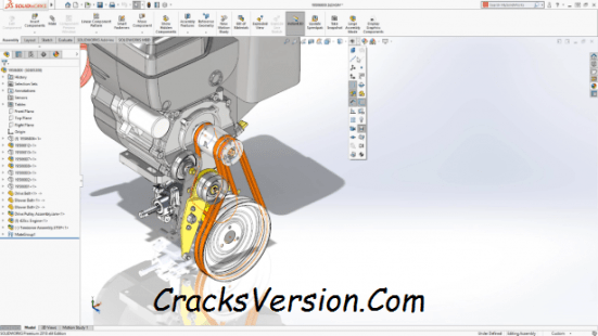 SolidWorks 2018 Serial Key with Crack Free Download