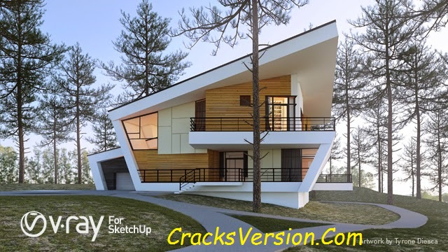 Vray 3.6 For Sketchup 2018 Crack Latest Full Free Download