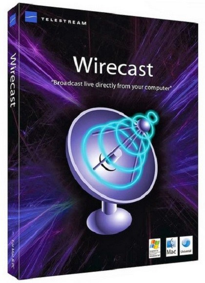 Wirecast PRO 8 Crack Keygen Full Version Free Download