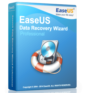 EaseUS Data Recovery Wizard PRO Crack & License Code