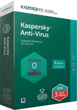 Kaspersky Antivirus 2018 Crack + License Key Free Download