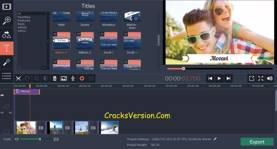 Movavi Photo Editor Crack + Activation Key Full Free Download