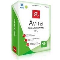 Avira Phantom VPN PRO Serial Key
