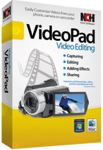 NCH VideoPad Video Editor Professional Download