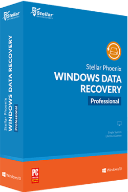 Stellar Phoenix Windows Data Recovery Professional Crack