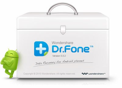Wondershare Dr.Fone for Android Registration Code