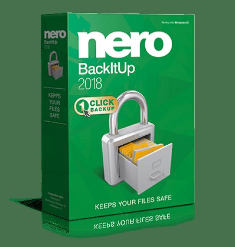 Nero Backitup 2018 Crack