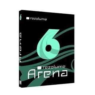 Resolume Arena 6 Serial Number