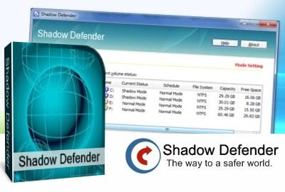 Shadow Defender 1 4 0 680 Crack + Serial Key Full Download