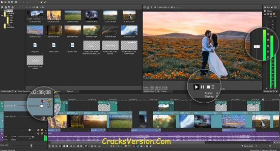 Sony Vegas Pro 15 Serial Number