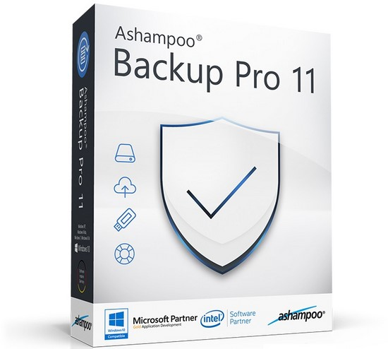 Ashampoo Backup 2018 Crack