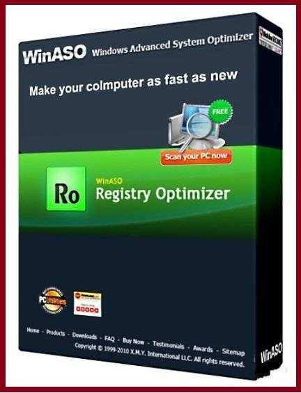 WinASO Registry Optimizer Crack