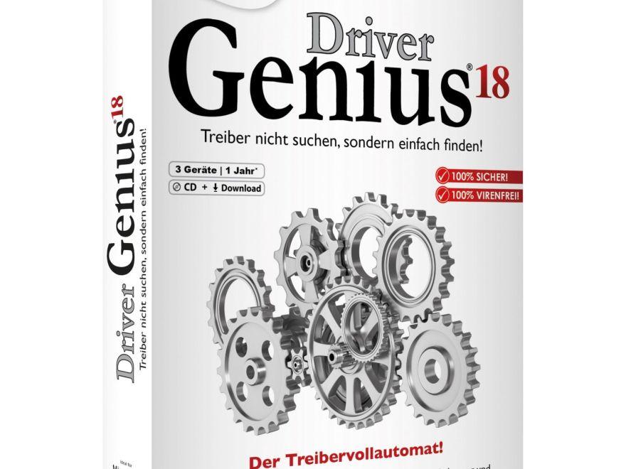 Driver Genius 18 Crack