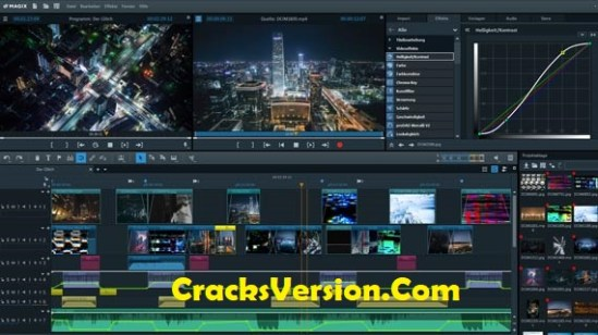 MAGIX Video Pro X10 Full Crack