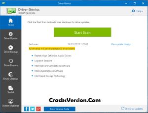 Driver Genius 19 Crack Keygen + License Code Download