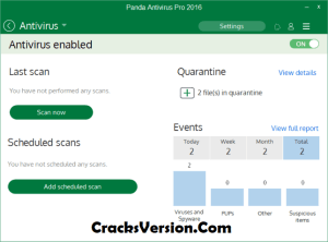 Panda Antivirus Pro Activation Code