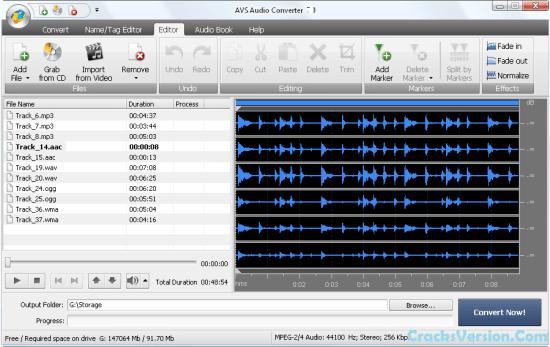 AVS Audio Converter Activation Key