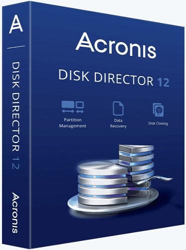 Acronis Disk Director Crack