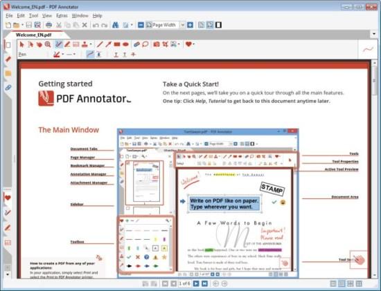 PDF Annotator License Number