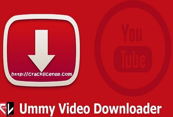 Ummy Video Downloader 1.10.10.7 Crack & Key Full Free Download