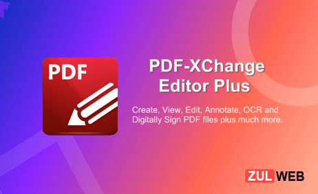 PDF XChange Editor Plus 8.0.340.0 With Crack [Latest] Download