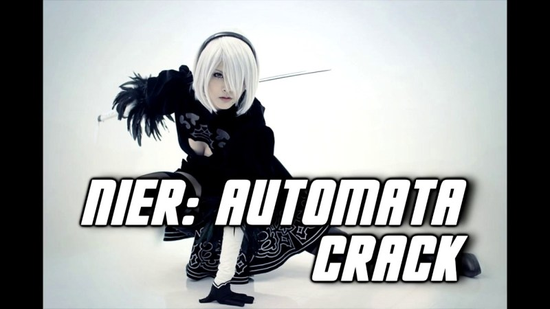 Nier Automata PC Crack Torrent With Full Game Free Download