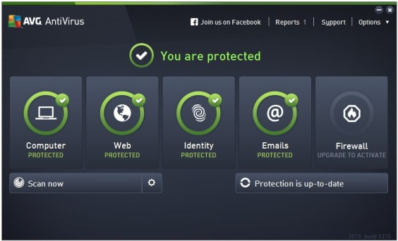 AVG Antivirus 2016 Crack