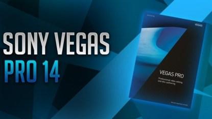 Sony VEGAS Pro 14 Crack Free Downlaod