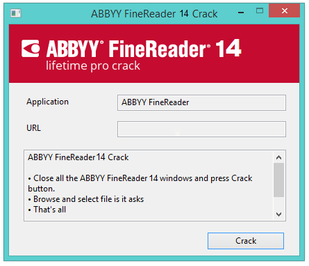 ABBYY FineReader 14 Setup Crack