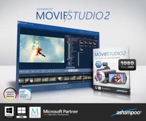 Ashampoo Movie Studio Pro 2 Crack