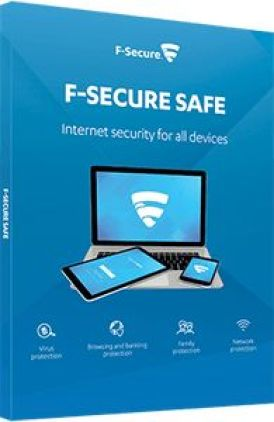 F-Secure Internet Security 17.5 Crack