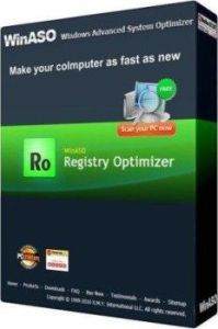 WinASO Registry Optimizer 5.2 Crack