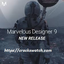 Marvelous Designer 9.1 Crack Full Serial Keygen