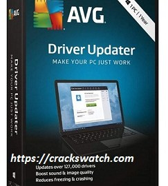 AVG Driver Updater Crack License Keygen 2020
