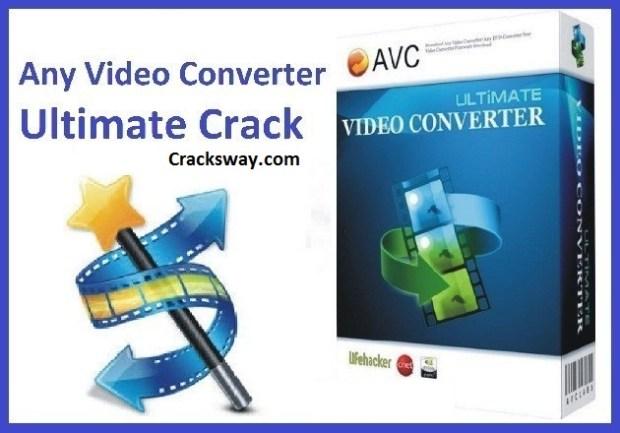 Any Video Converter License Key