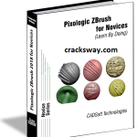 Pixologic ZBrush 2021.5 Crack + License Key For [Mac/Win]