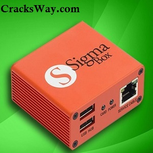 SigmaKey Box Crack