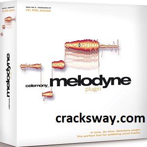 Melodyne Studio Crack