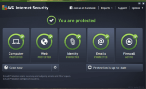 AVG Internet Security 20.5.5410 Crack Plus Serial Key 2020 Free Download