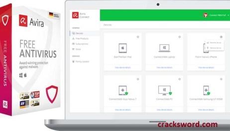 Avira Antivirus 15.0.2101.2070 Crack + Key Full Version Free Download 2021